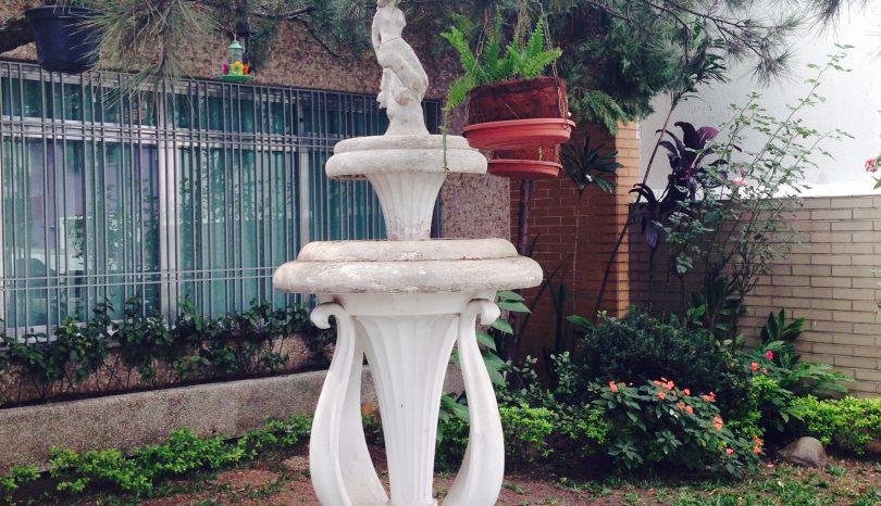 A casa da fonte