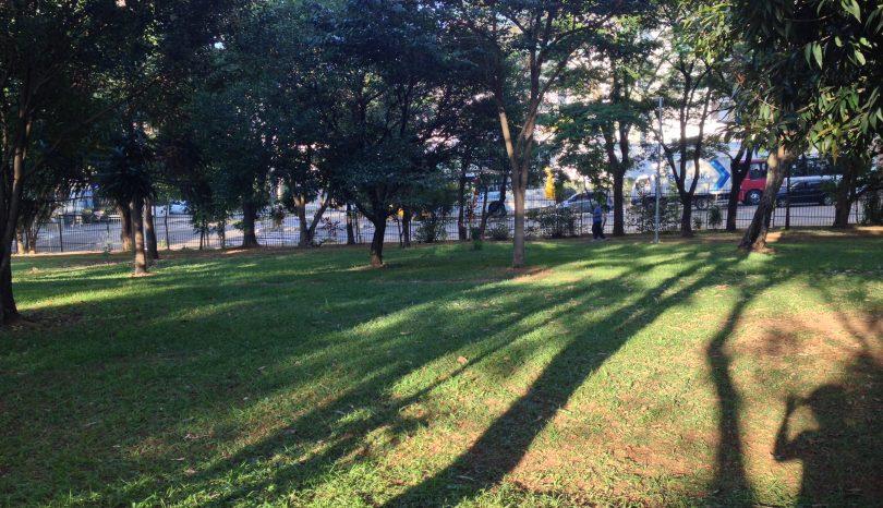 Parque sem muros
