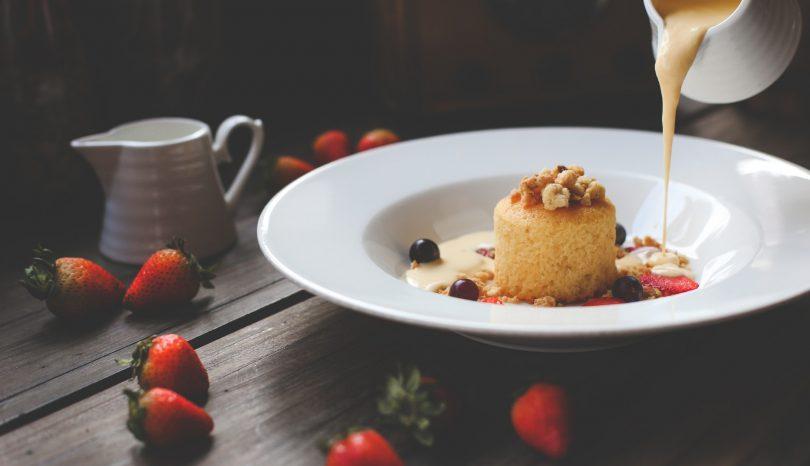 Cozinhar como um caminho para relaxar e ter coragem de ter ousadia
