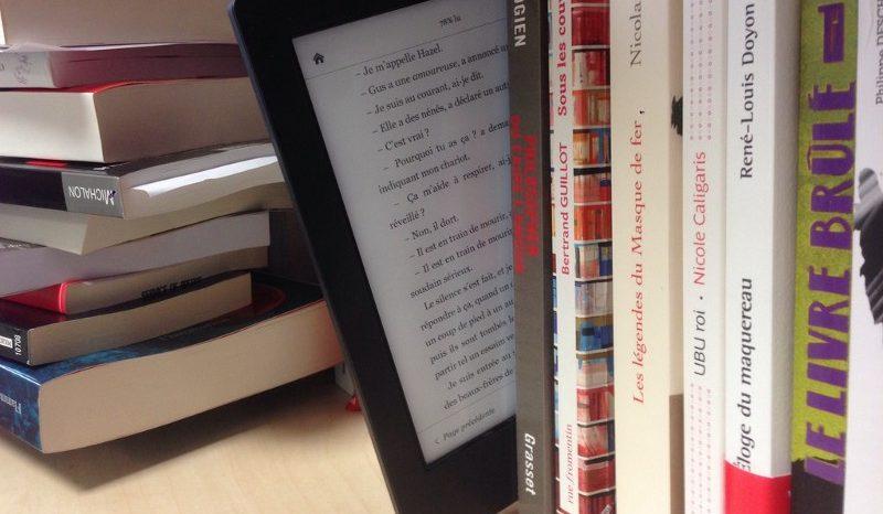 Livros digitais ou livros impressos?