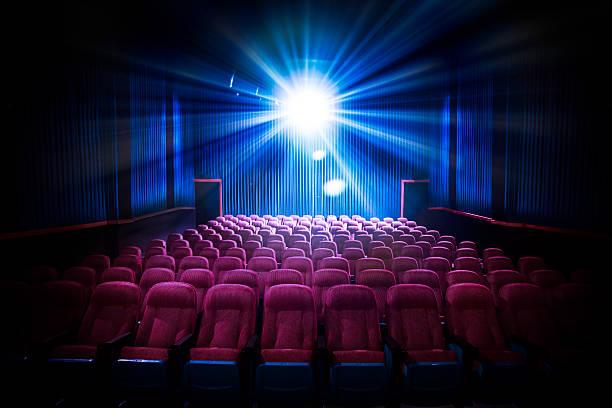 Um cinema na quinta-feira à tarde