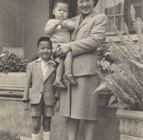 Família Ohtake na Mooca
