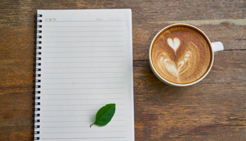 O caderninho de anotações